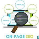 سئو داخلی On Page SEO چیست ؟